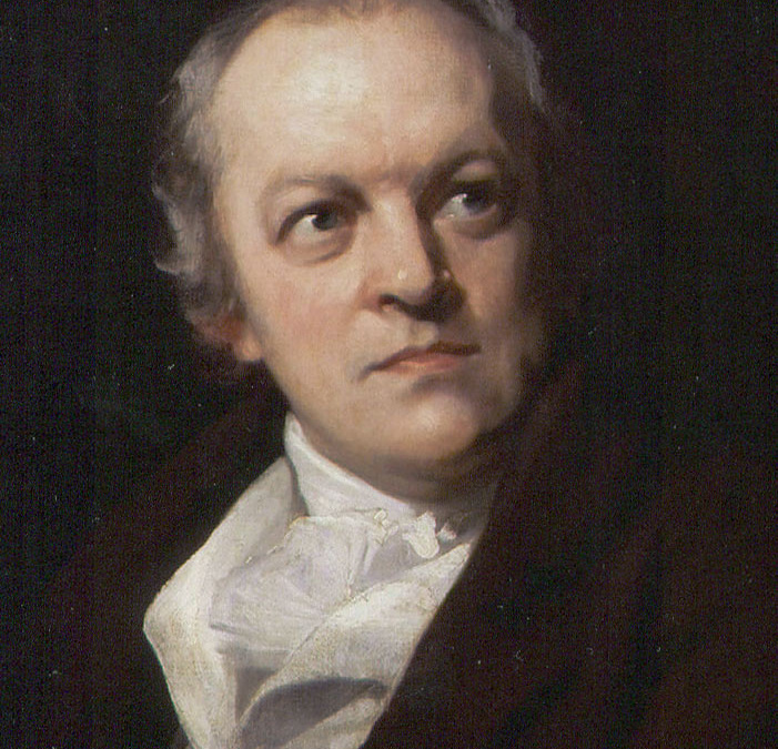 William Blake Inspires The Dancing Heart