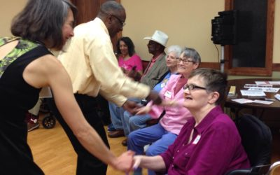 Volunteering to Make a Dancing Heart™