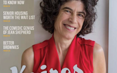 Maria Genné Featured on the Cover of Minnesota Good Age!